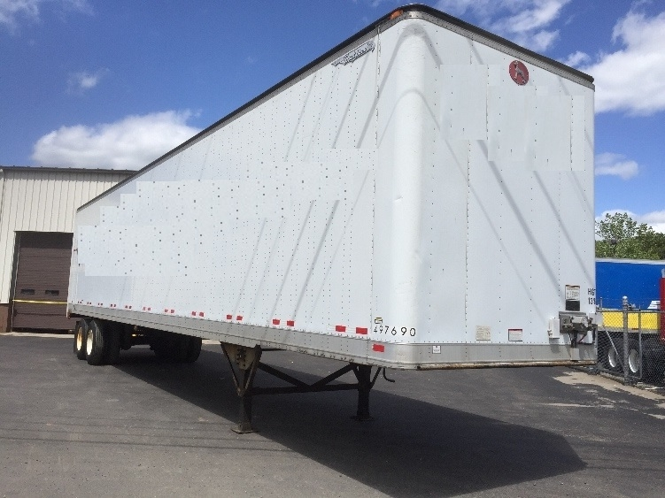 Dry Van Trailer-Semi Trailers-Great Dane-2006-Trailer-NEW BEDFORD-MA-211,042 miles-$11,000