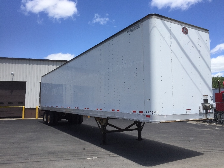 Dry Van Trailer-Semi Trailers-Great Dane-2006-Trailer-NEW BEDFORD-MA-203,908 miles-$11,000