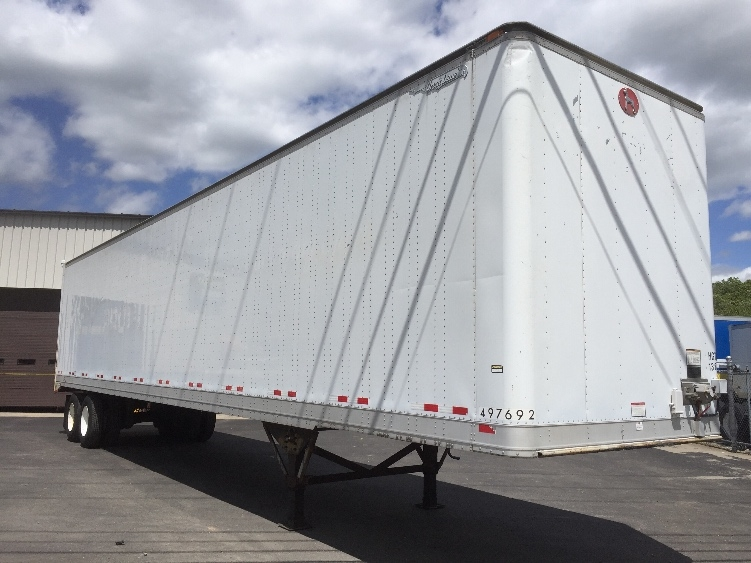 Dry Van Trailer-Semi Trailers-Great Dane-2006-Trailer-NEW BEDFORD-MA-204,989 miles-$11,000