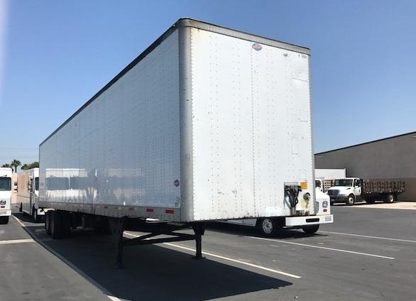 Dry Van Trailer-Semi Trailers-Utility-2006-Trailer-TORRANCE-CA-346,549 miles-$11,000