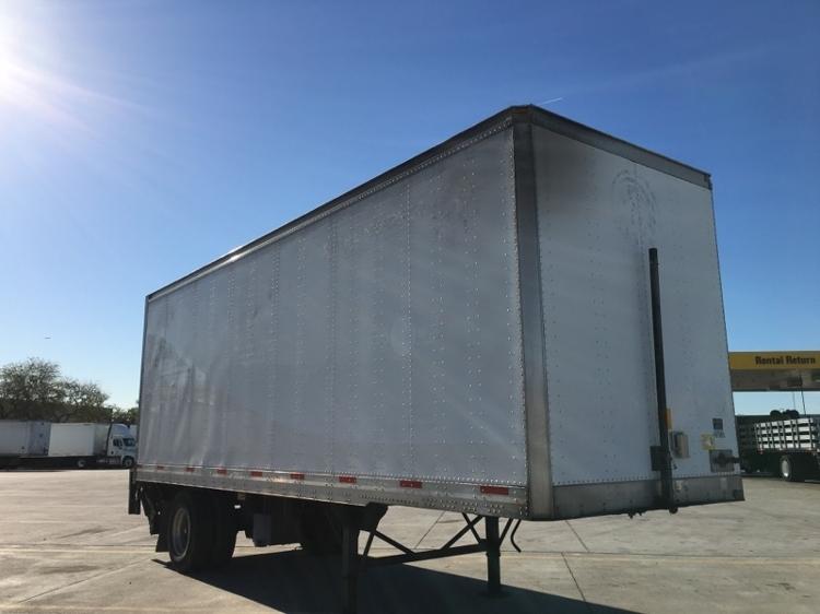 Dry Van Trailer-Semi Trailers-Trailmobile-2006-Trailer-PHOENIX-AZ-267,065 miles-$8,250
