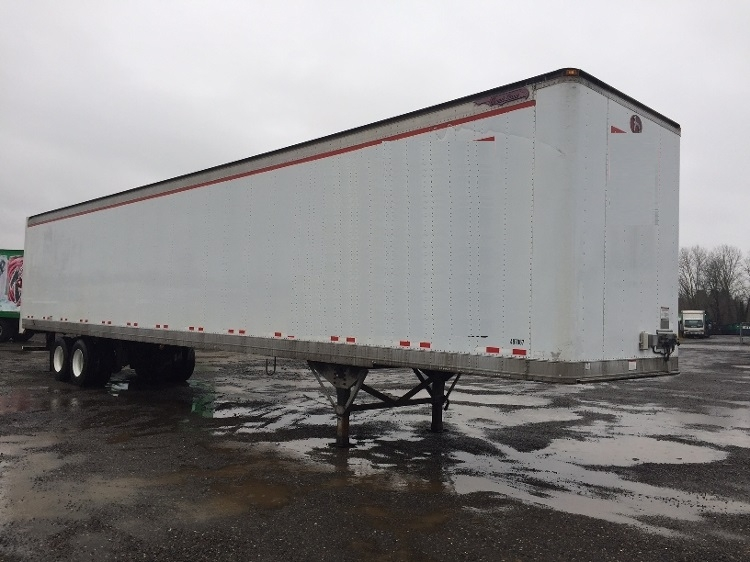 Dry Van Trailer-Semi Trailers-Great Dane-2006-Trailer-WILSONVILLE-OR-642,413 miles-$14,250