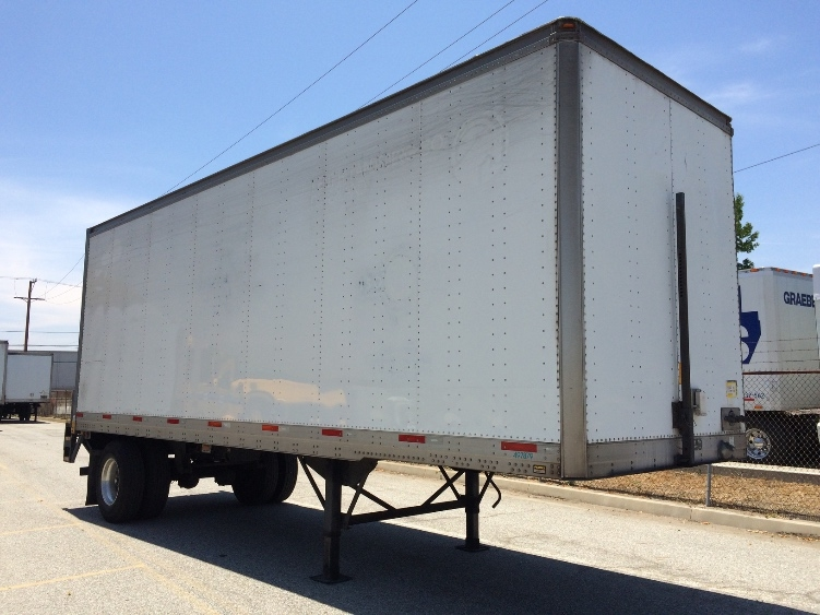 Dry Van Trailer-Semi Trailers-Trailmobile-2006-Trailer-MONTEBELLO-CA-251,895 miles-$8,750