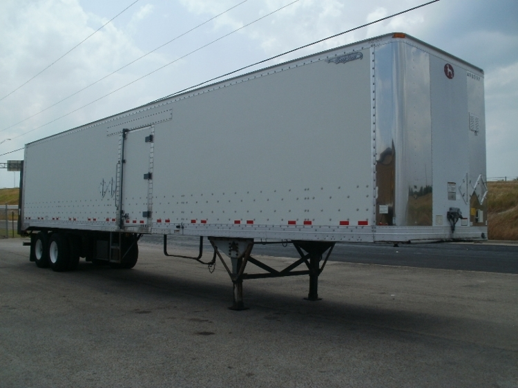 Dry Van Trailer-Semi Trailers-Great Dane-2006-Trailer-WACO-TX-606,857 miles-$11,000