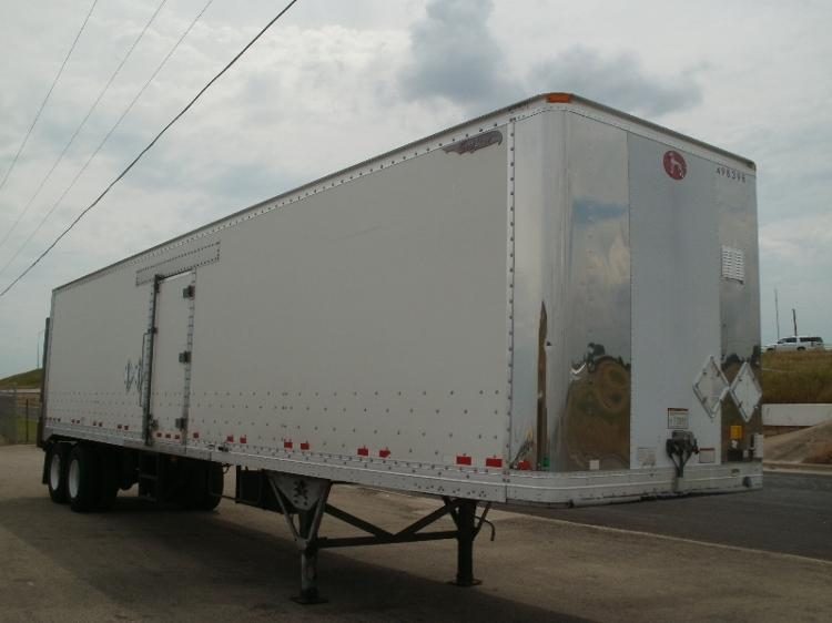 Dry Van Trailer-Semi Trailers-Great Dane-2006-Trailer-WACO-TX-547,929 miles-$11,250