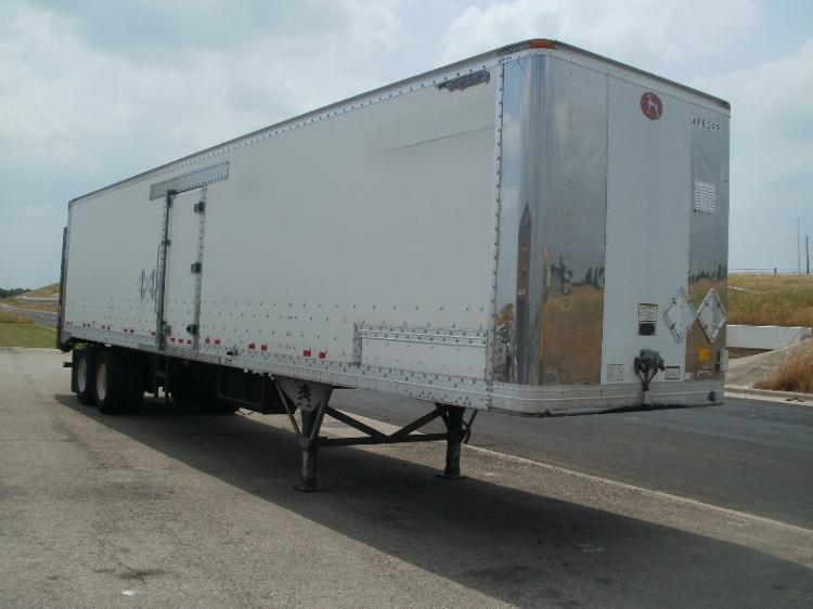 Dry Van Trailer-Semi Trailers-Great Dane-2006-Trailer-WACO-TX-461,930 miles-$11,250