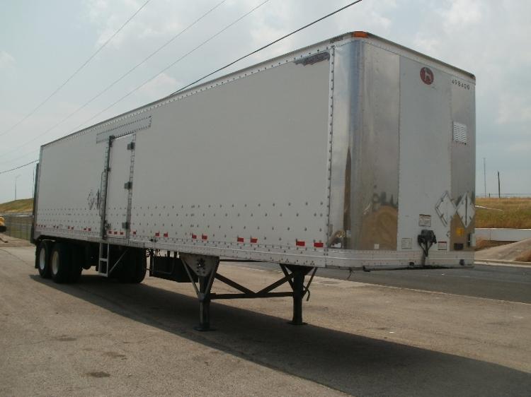 Dry Van Trailer-Semi Trailers-Great Dane-2006-Trailer-WACO-TX-551,601 miles-$11,250