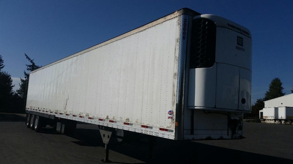 Reefer Trailer-Semi Trailers-Utility-2007-Trailer-TACOMA-WA-358,280 miles-$13,250
