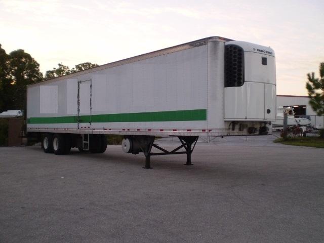 Reefer Trailer-Semi Trailers-Utility-2007-Trailer-SARASOTA-FL-699,536 miles-$17,000