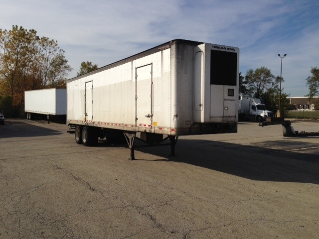 Reefer Trailer-Semi Trailers-Great Dane-2007-Trailer-ROMEOVILLE-IL-344,560 miles-$10,500