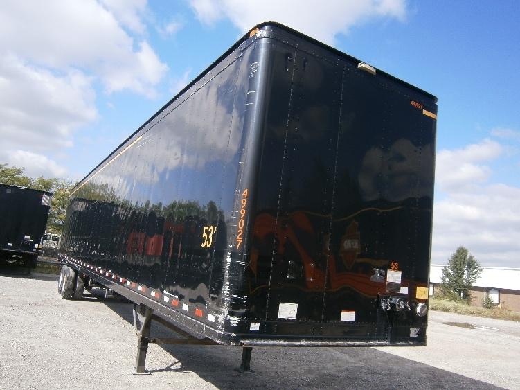 Dry Van Trailer-Semi Trailers-Great Dane-2007-Trailer-YORK-PA-209,305 miles-$14,500