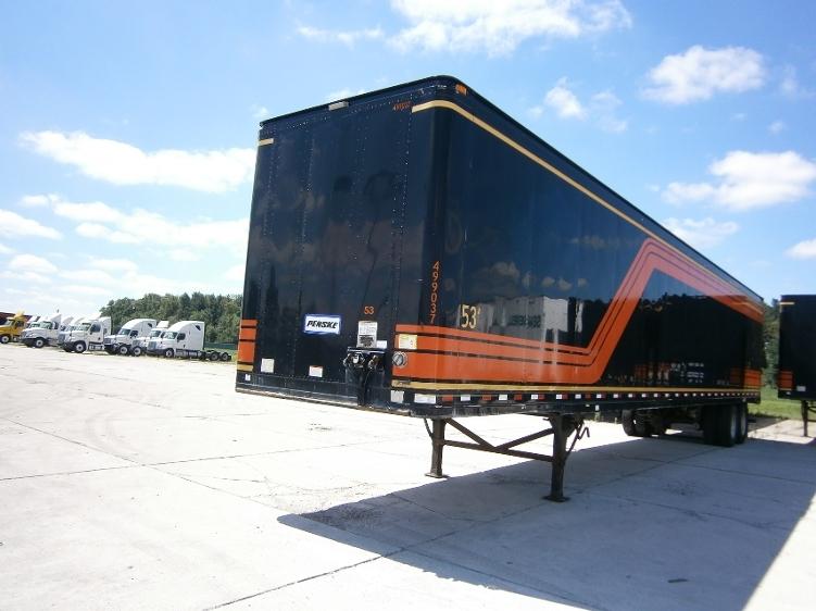 Dry Van Trailer-Semi Trailers-Great Dane-2007-Trailer-WILMINGTON-OH-798,835 miles-$11,250