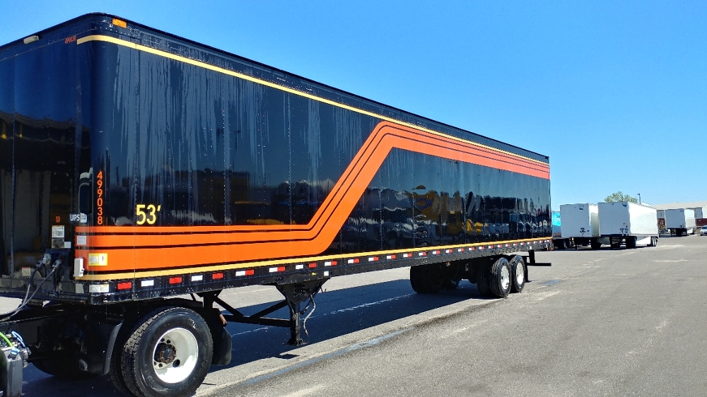 Dry Van Trailer-Semi Trailers-Great Dane-2007-Trailer-MOBILE-AL-496,310 miles-$10,250