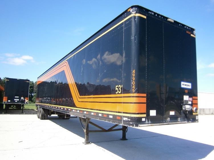 Dry Van Trailer-Semi Trailers-Great Dane-2007-Trailer-WILMINGTON-OH-464,052 miles-$11,250