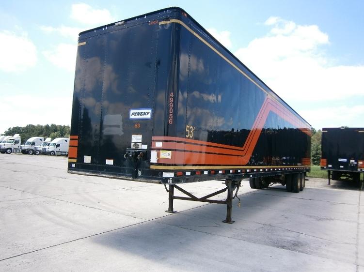 Dry Van Trailer-Semi Trailers-Great Dane-2007-Trailer-WILMINGTON-OH-468,149 miles-$11,250