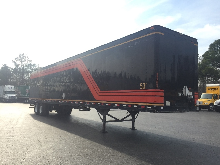 Dry Van Trailer-Semi Trailers-Great Dane-2007-Trailer-NATIONAL CITY-CA-408,816 miles-$14,000