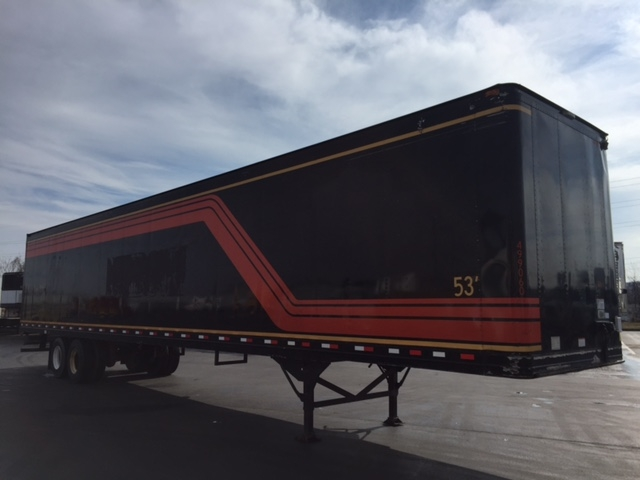 Dry Van Trailer-Semi Trailers-Great Dane-2007-Trailer-ALLENTOWN-PA-386,371 miles-$9,750