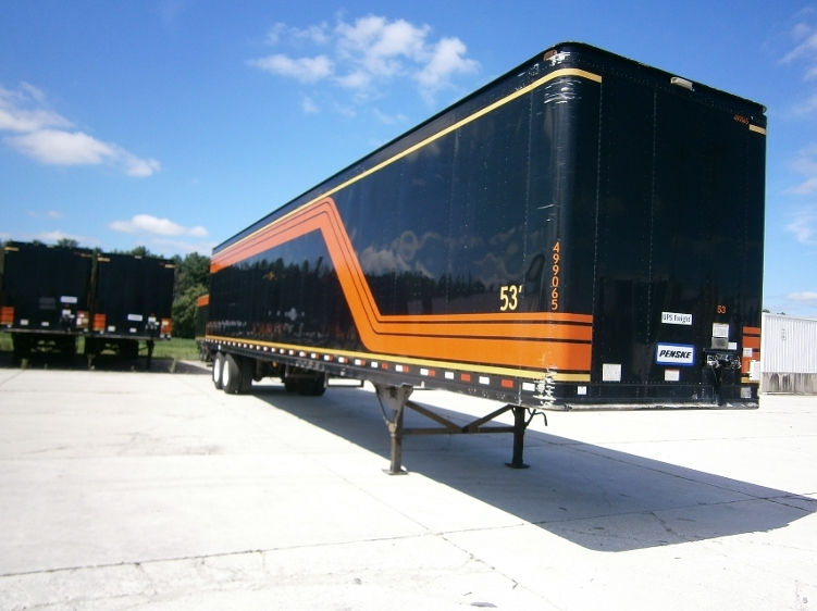 Dry Van Trailer-Semi Trailers-Great Dane-2007-Trailer-WILMINGTON-OH-426,973 miles-$11,250