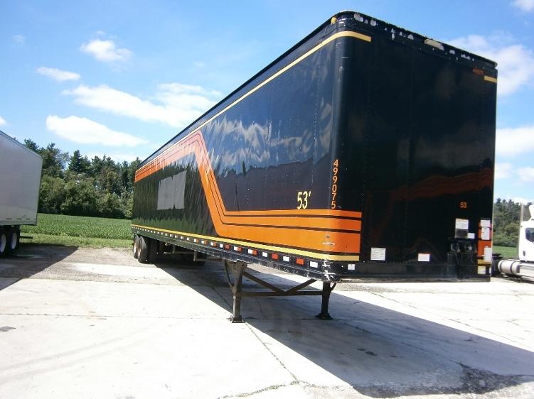 Dry Van Trailer-Semi Trailers-Great Dane-2007-Trailer-WILMINGTON-OH-442,208 miles-$11,250