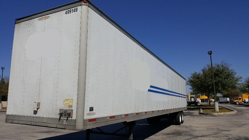 Dry Van Trailer-Semi Trailers-Trailmobile-2006-Trailer-LAKELAND-FL-317,757 miles-$14,250