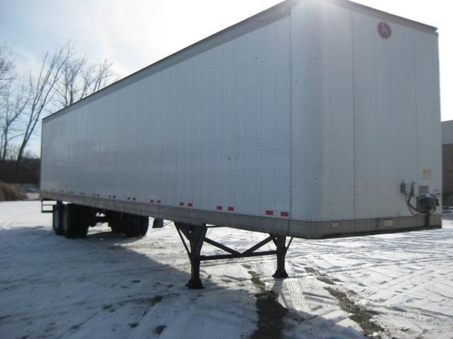 Dry Van Trailer-Semi Trailers-Great Dane-2006-Trailer-FORT WAYNE-IN-563,039 miles-$9,750