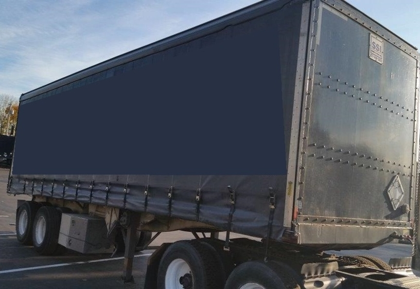 Dry Van Trailer-Semi Trailers-Great Dane-2007-Trailer-ALBANY-NY-388,038 miles-$13,250
