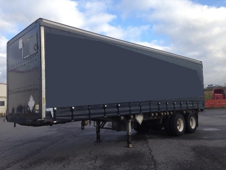Dry Van Trailer-Semi Trailers-Great Dane-2007-Trailer-EAST SYRACUSE-NY-581,845 miles-$13,250