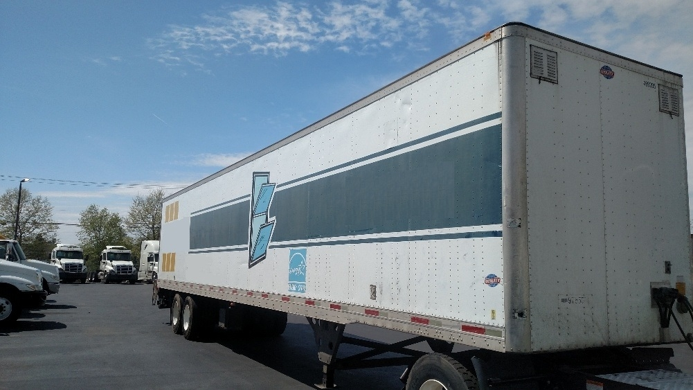 Dry Van Trailer-Semi Trailers-Utility-2006-Trailer-NEW CASTLE-DE-546,967 miles-$11,750