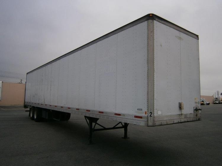 Dry Van Trailer-Semi Trailers-Trailmobile-2006-Trailer-PHOENIX-AZ-1,038,651 miles-$12,750