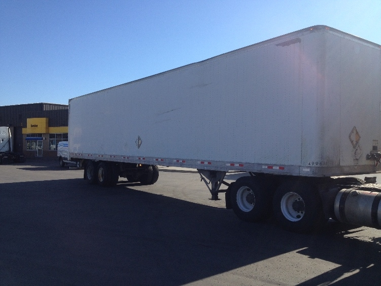 Dry Van Trailer-Semi Trailers-Great Dane-2007-Trailer-KANSAS CITY-MO-372,059 miles-$10,500