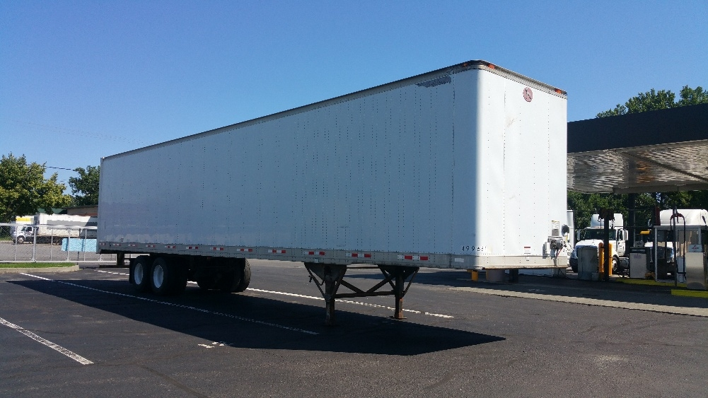 Dry Van Trailer-Semi Trailers-Great Dane-2007-Trailer-ALBANY-NY-101,502 miles-$8,000