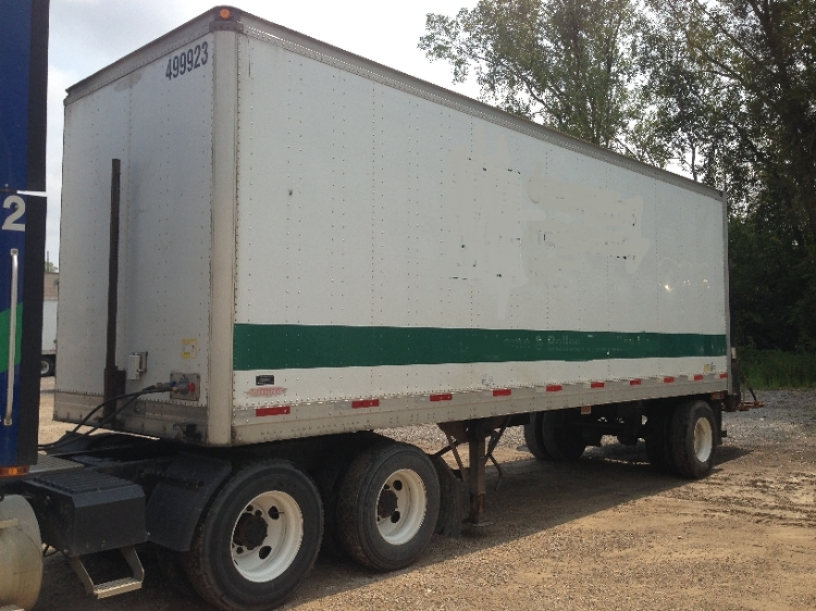 Dry Van Trailer-Semi Trailers-Trailmobile-2006-Trailer-LANSING-MI-255,352 miles-$7,000