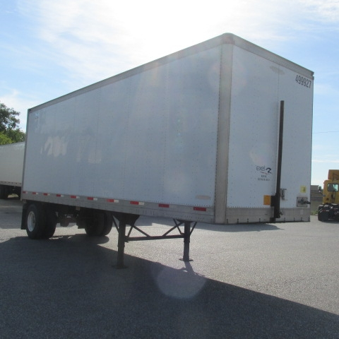 Dry Van Trailer-Semi Trailers-Trailmobile-2006-Trailer-FORT WAYNE-IN-381,300 miles-$12,500