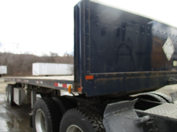 Flatbed Trailer-Semi Trailers-Great Dane-2007-Trailer-ELMIRA-NY-299,869 miles-$9,750