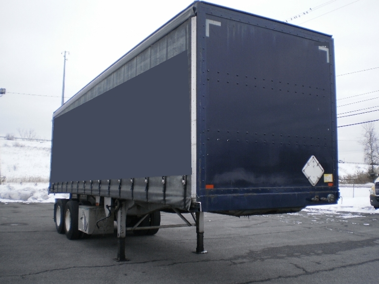 Dry Van Trailer-Semi Trailers-Great Dane-2007-Trailer-EAST SYRACUSE-NY-335,211 miles-$13,250