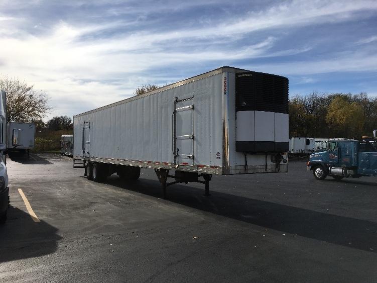 Reefer Trailer-Semi Trailers-Utility-2007-Trailer-LENEXA-KS-329,645 miles-$20,500