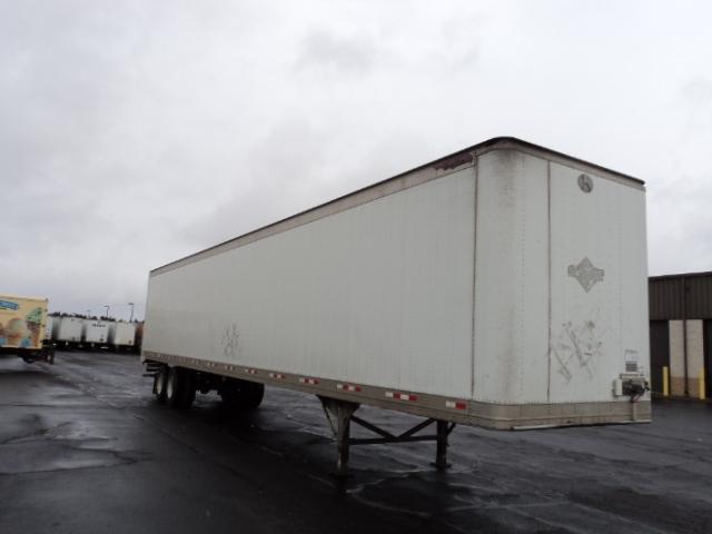 Dry Van Trailer-Semi Trailers-Great Dane-2010-Trailer-ROTHSCHILD-WI-265,568 miles-$13,250