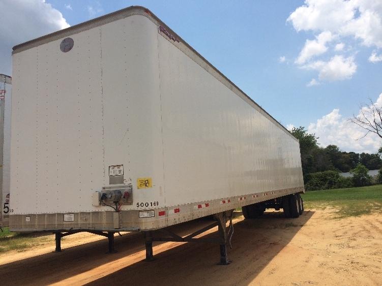 Dry Van Trailer-Semi Trailers-Great Dane-2010-Trailer-DOTHAN-AL-83,299 miles-$18,500