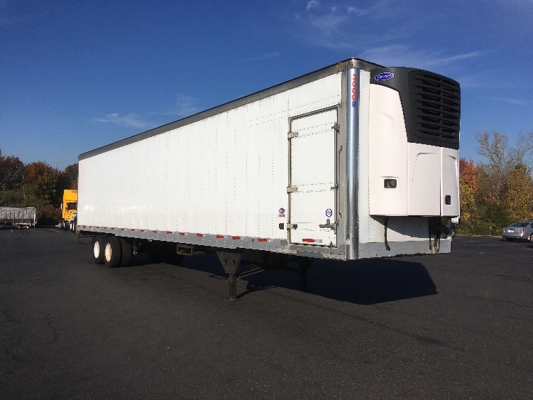 Reefer Trailer-Semi Trailers-Utility-2010-Trailer-EAST WINDSOR-CT-363,712 miles-$31,750
