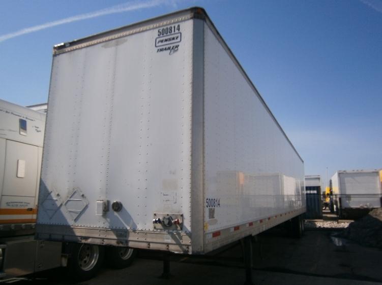 Dry Van Trailer-Semi Trailers-Trailmobile-2006-Trailer-MISSISSAUGA-ON-722,909 km-$15,250
