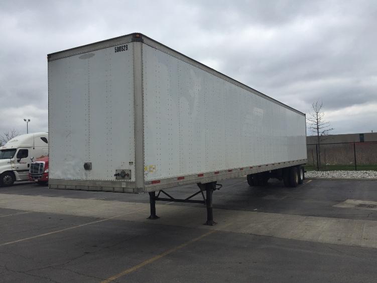 Dry Van Trailer-Semi Trailers-Trailmobile-2006-Trailer-MISSISSAUGA-ON-892,389 km-$13,000