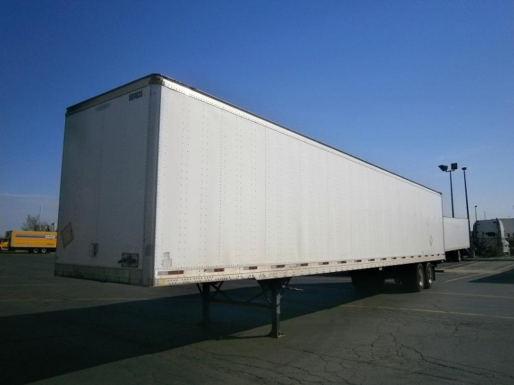 Dry Van Trailer-Semi Trailers-Trailmobile-2006-Trailer-MISSISSAUGA-ON-309,110 km-$13,000