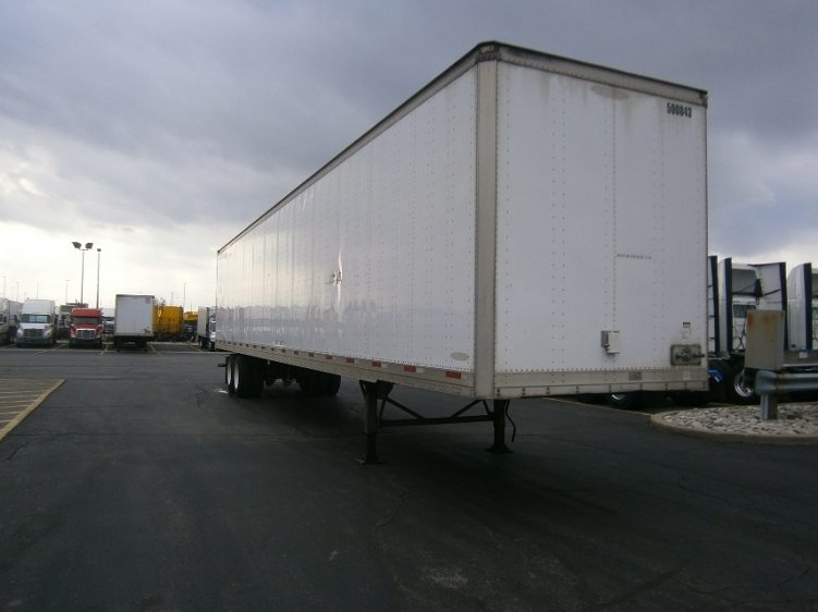 Dry Van Trailer-Semi Trailers-Trailmobile-2006-Trailer-MISSISSAUGA-ON-285,593 km-$13,000