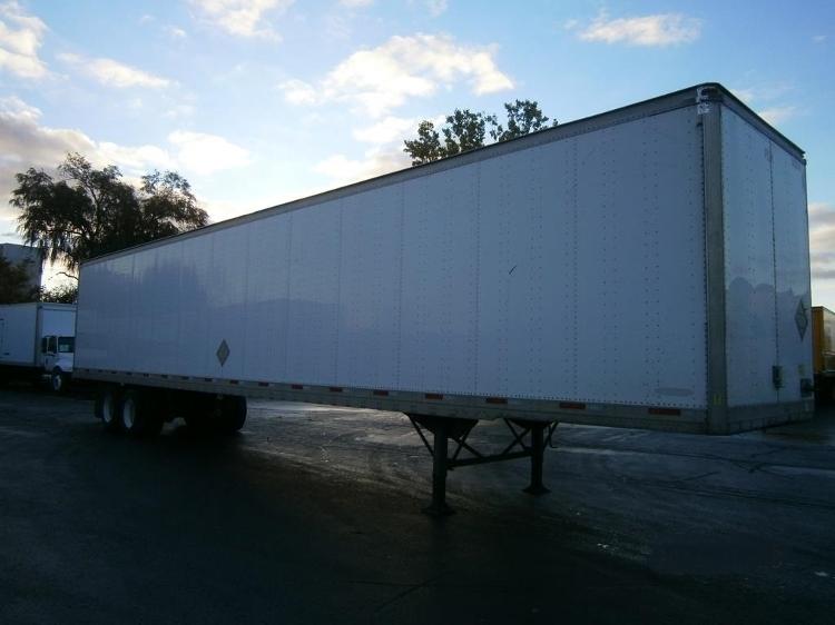 Dry Van Trailer-Semi Trailers-Trailmobile-2006-Trailer-TORONTO-ON-466,154 km-$13,000