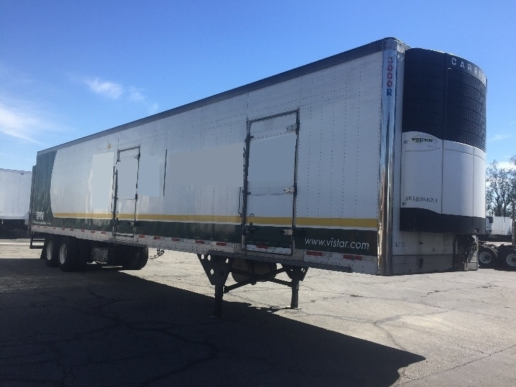 Reefer Trailer-Semi Trailers-Utility-2010-Trailer-ONTARIO-CA-243,426 miles-$19,500