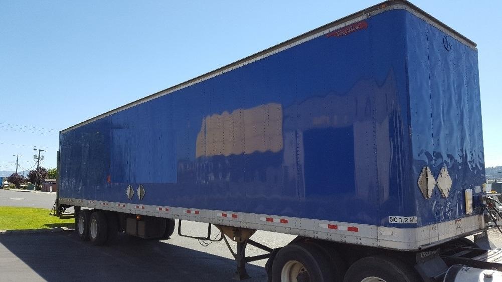 Dry Van Trailer-Semi Trailers-Great Dane-2010-Trailer-SPOKANE VALLEY-WA-776,388 miles-$14,000