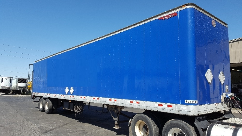 Dry Van Trailer-Semi Trailers-Great Dane-2010-Trailer-SPOKANE VALLEY-WA-721,559 miles-$14,000