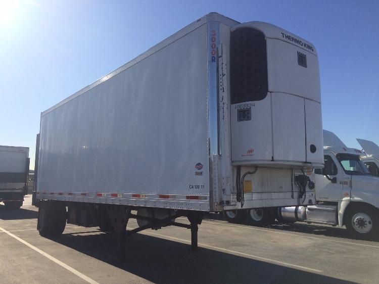 Reefer Trailer-Semi Trailers-Utility-2010-Trailer-SUN VALLEY-CA-178,385 miles-$38,750