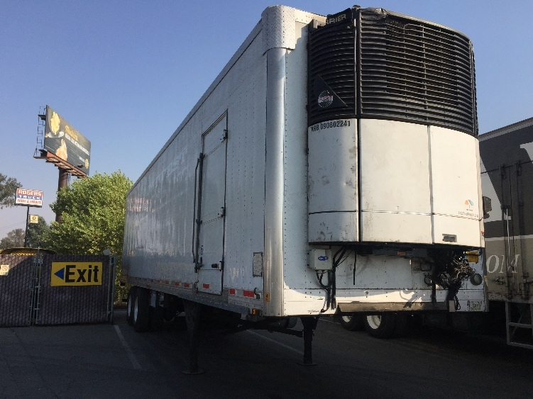 Reefer Trailer-Semi Trailers-Utility-2010-Trailer-FRESNO-CA-445,886 miles-$19,500