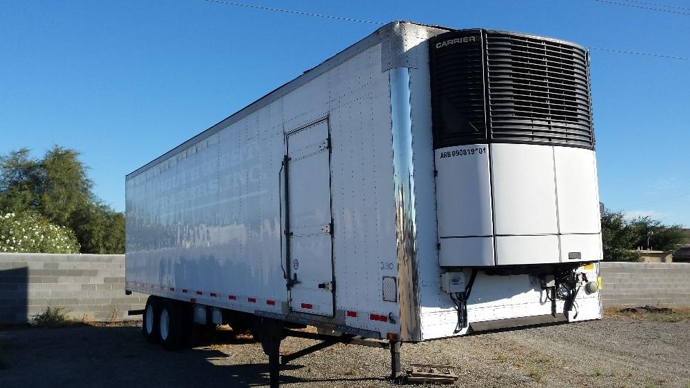 Reefer Trailer-Semi Trailers-Utility-2010-Trailer-STOCKTON-CA-306,106 miles-$19,500
